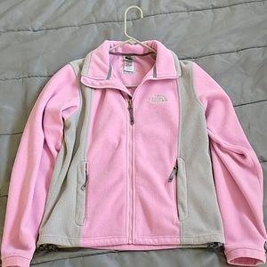 The North Face Women's Fleece Full Zipper Jacket S